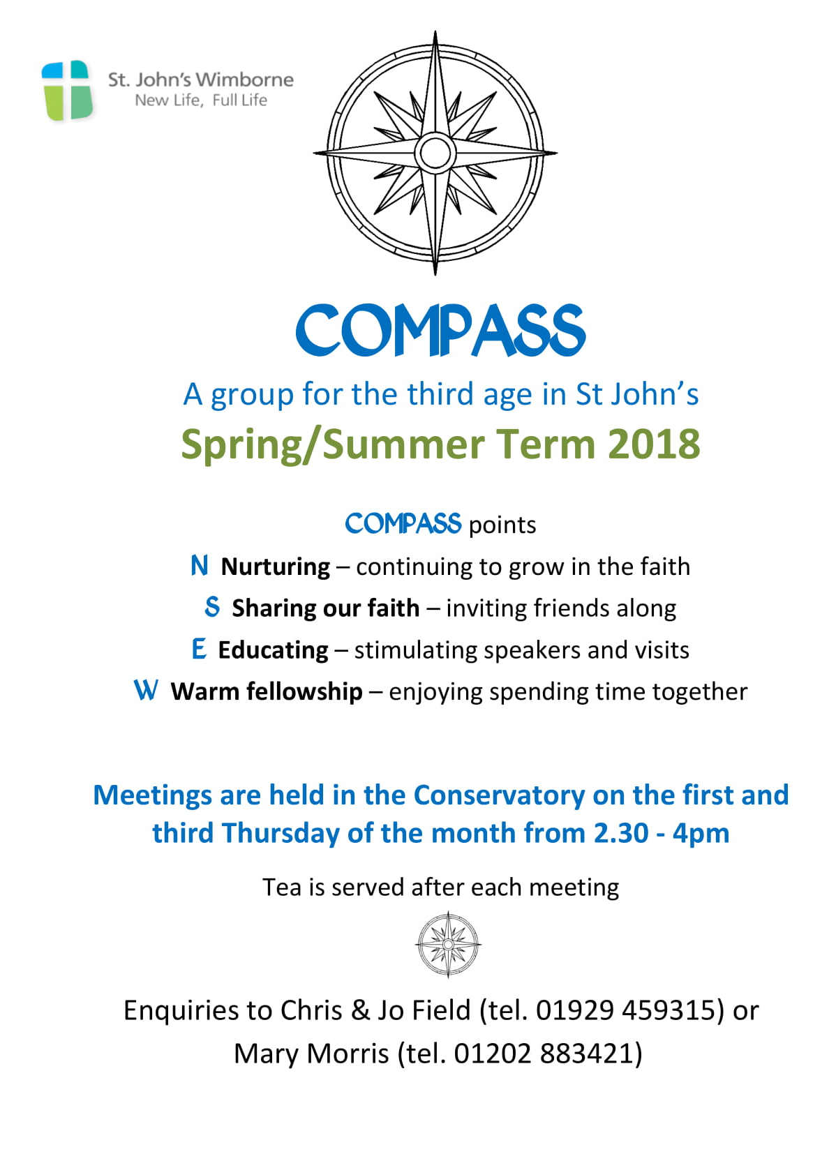 Compass Programme Autumn 2018 pdf icon