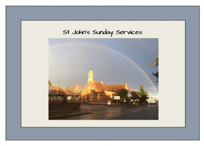 St John's Services – in the building or online thumbnail
